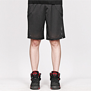 DDP-001 MESH PANTS BLACK