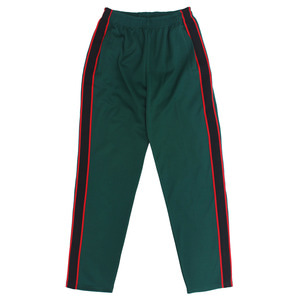 DDP-020 RETRO TRACK PANTS GREEN
