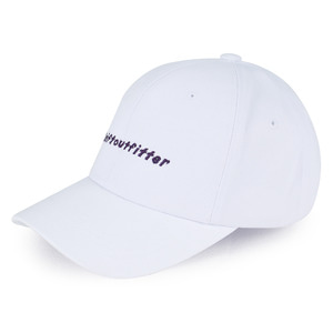 DC-026 OUTFITTER LOGO WHITE