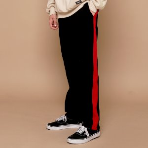 DDP-031 RED WINTER LONG PANTS